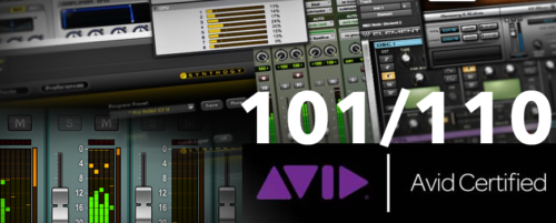 Certification 101-110 Protools