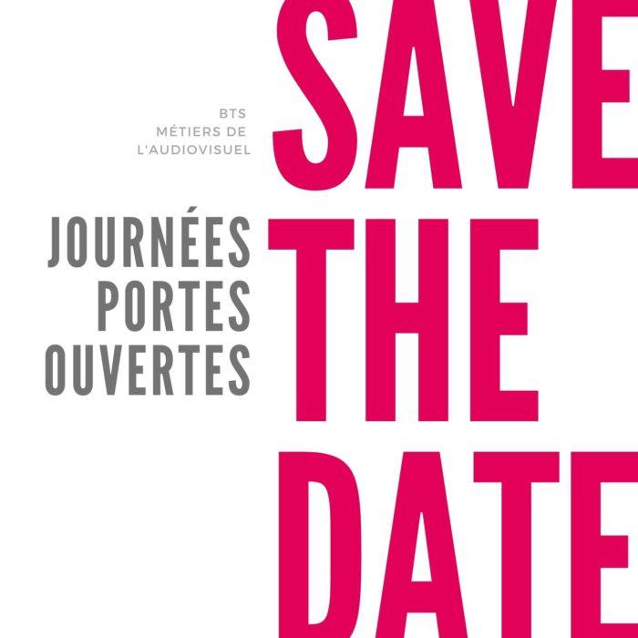 Journée Portes Ouvertes - Save the date