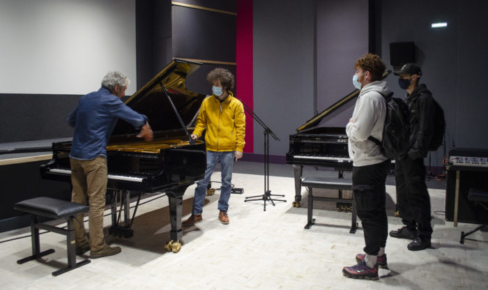 Tournage Steinway & Sons